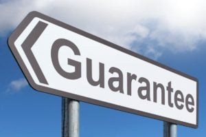 guaranteed acceptance mobile phones contract guarantee road sign
