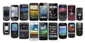 Get Contract Phones for Bad Credit collection of mobile phones
