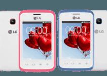LG L20 Mobile Phone