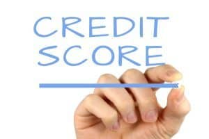 improving your mobile phone credit score white board writing