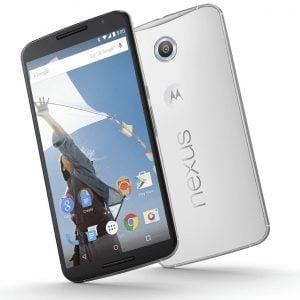 Google Nexus 6 Mobile nexus 6 design