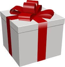 Guaranteed Phone Contracts With Free Gift wrapped up present box