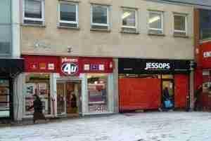 Mobile Phones 4U UK shop