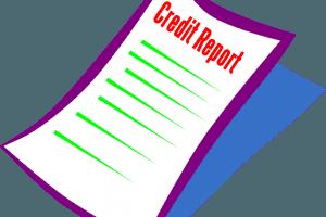 mobile phones poor credit report sheet