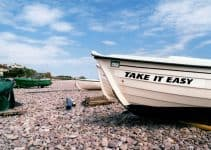 easy to get contract phones take it easy boat on stoney beach